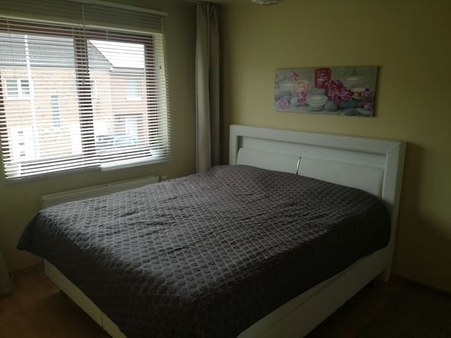 A fantastic and Cosy 3 rooms house near brussel - Leuven - Huis