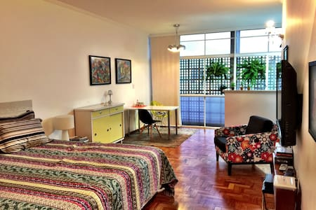 Charming loft in SP downtown!!