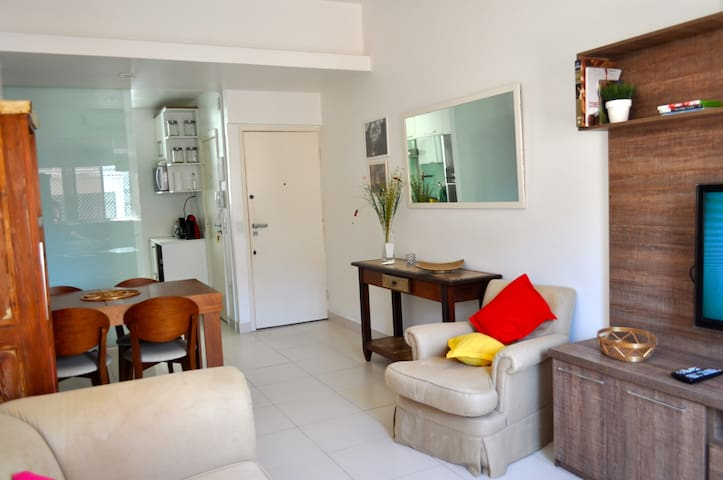Neat 2 Bedrooms - Good for Kids - Rio de Janeiro - Apartment