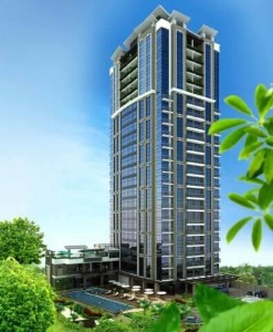 1 Bedroom Flat Padgett Place Ayala - Cebu City - Apartment