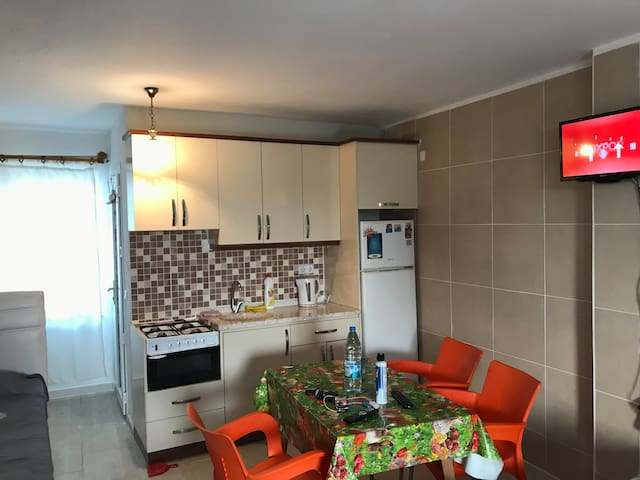 Garden Apartment in Great Location Special for you