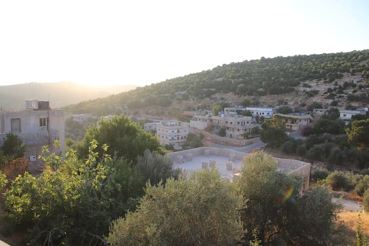 Ajloun Mihna guest house