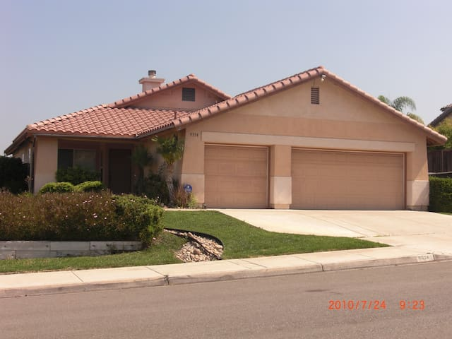 4 Bedroom 2 Bath Home in San Diego  - Spring Valley - House