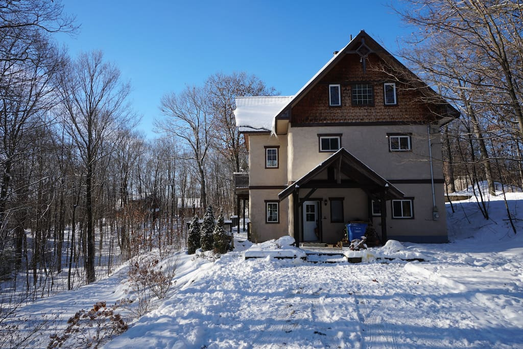 The wakefield mountain house houses for rent in for Wakefield house