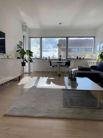 Reneste lejlighed i Aarhus området