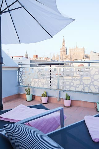 BELMONTE - Duplex Apartment One Bedroom