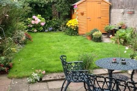 Rathfarnham Double Room - Dublin - Haus