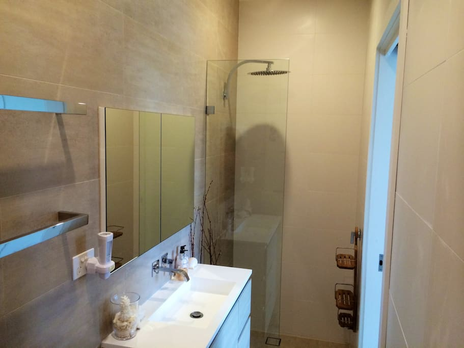 Ensuite Bathroom and Shower