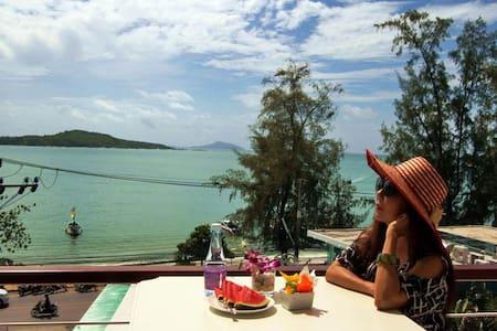 Sea View Studio Apartment on Rawai beach - Phuket² - Rawai - Pis