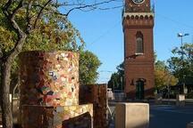 Clocktower in the CBD