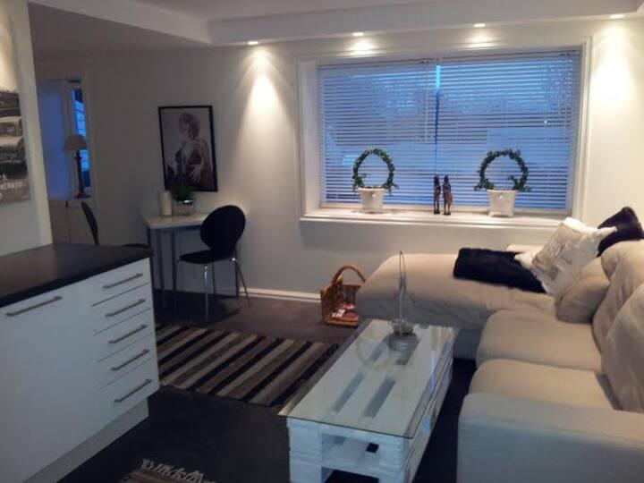 Grieg apartment