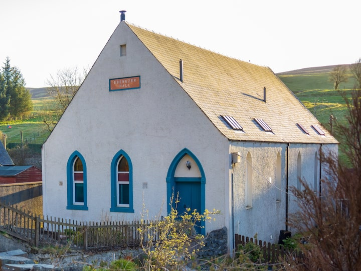 Southern Uplands - fabulous converted church