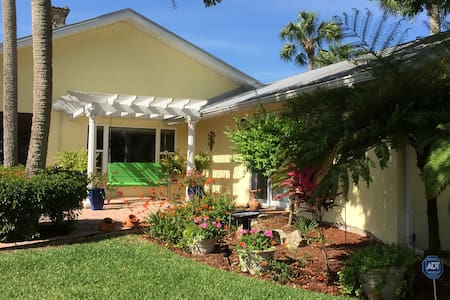 Tranquility on the Caloosahatchee River! - Fort Myers - Casa