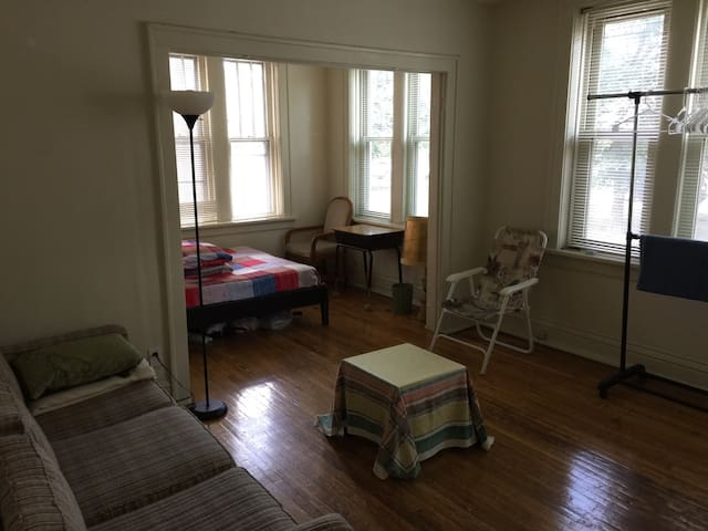 A good room near by WashU - University City - Lakás