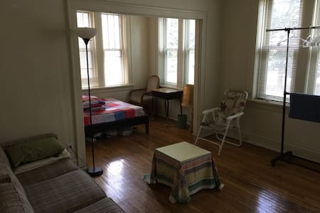 A good room near by WashU - University City - Appartement