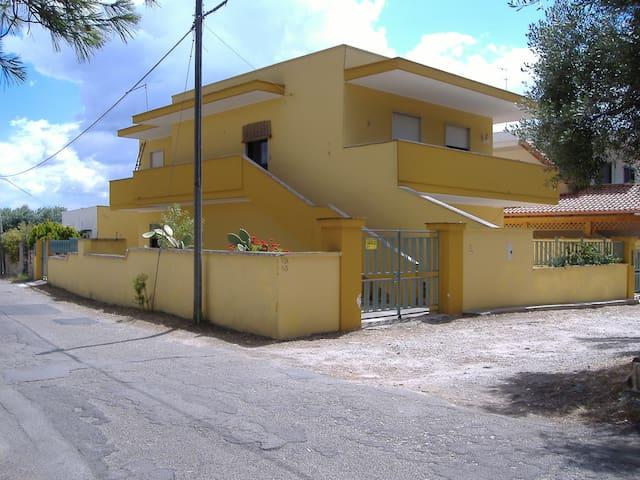 Casa Vacanza piano terra Porto Cesareo 7