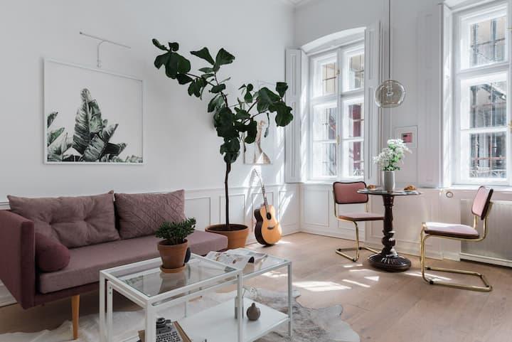Exclusive apartment at Kodály körönd