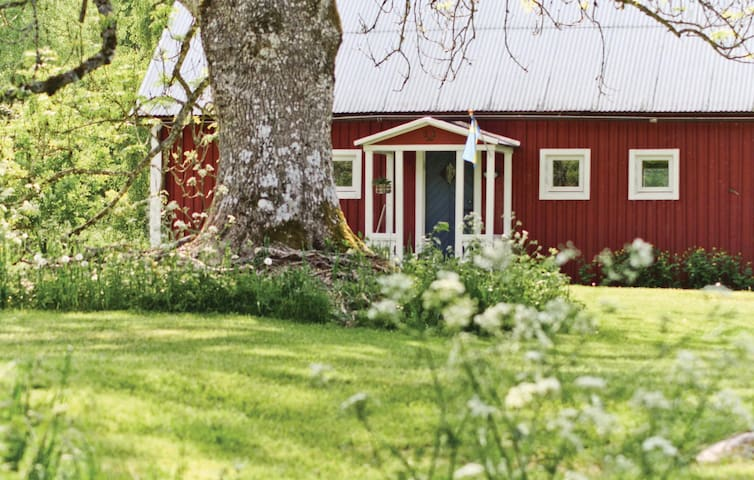 Holiday cottage with 1 bedroom on 38m² in Örsjö
