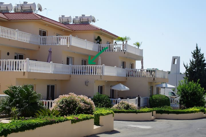 Nissi Golden Sands DREAM APARTMENT - Ayia Napa
