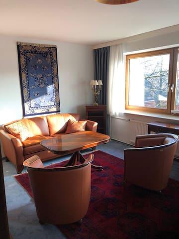 Stilvolle 3- Zimmer Wohnung HH-Eimsbüttel, Balkon