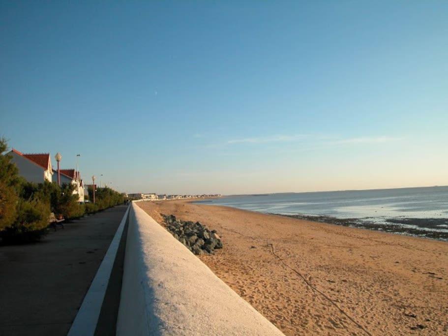 3,5 km de plage vous attendent
