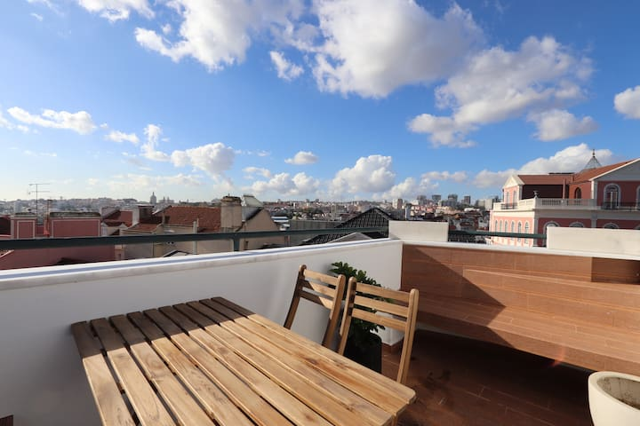 SCS Apartments - Palmeira Penthouse