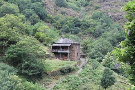 Casa aldea Mazo de Mon offgrid en plena naturaleza
