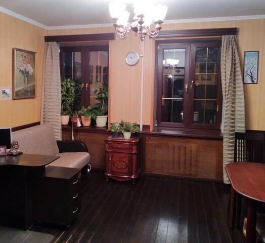 Уютная 2-комнатная квартира