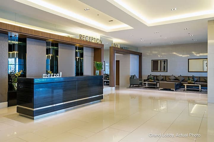 Hullana's(Mezza II Residences Sta.Mesa 1br. unit)