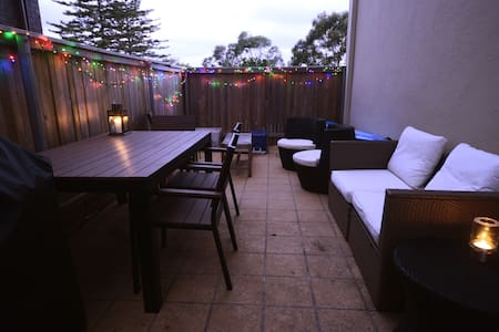 Amazing unit 3 min walk from sand - Bondi Beach