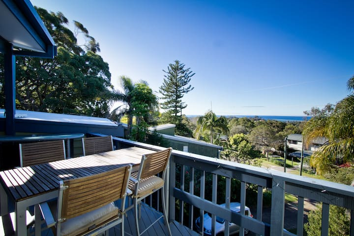 BeachHouse Oceanviews Double Room - Elanora Heights - Casa