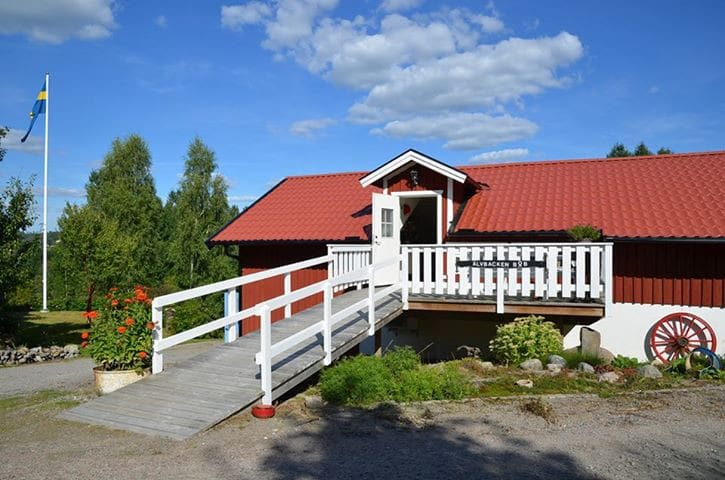 Älvbacken Bed & Breakfast - Lilla Edet - Bed & Breakfast