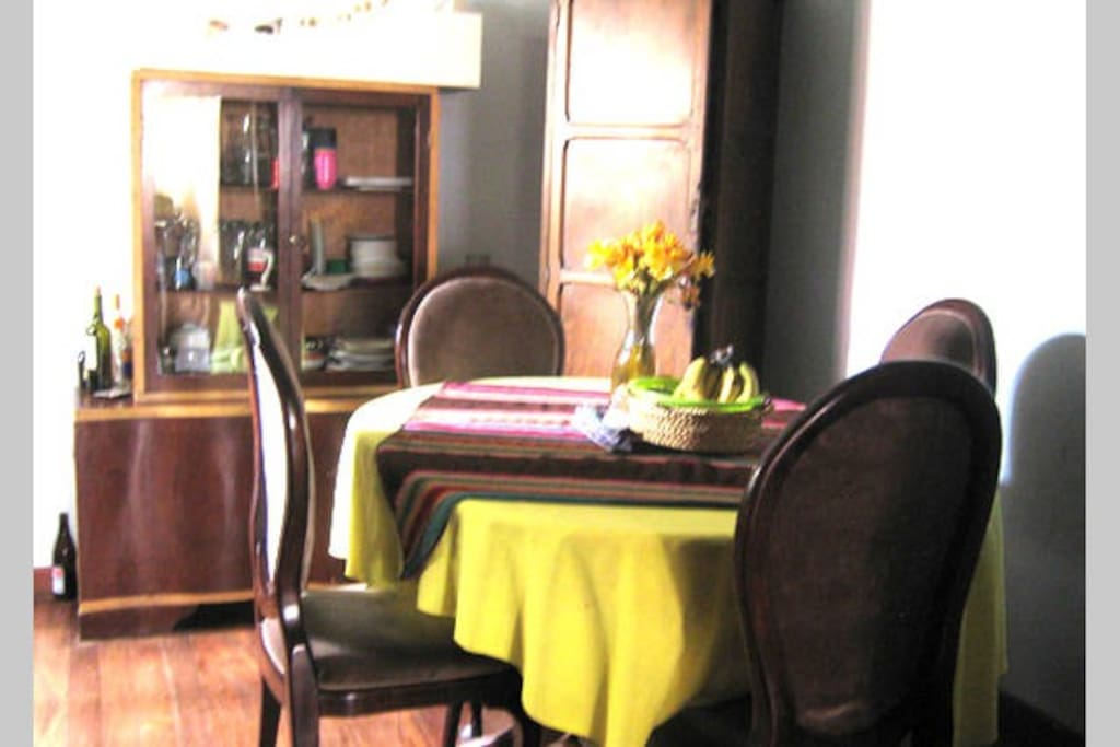 Furnished Rooms in shared apartment