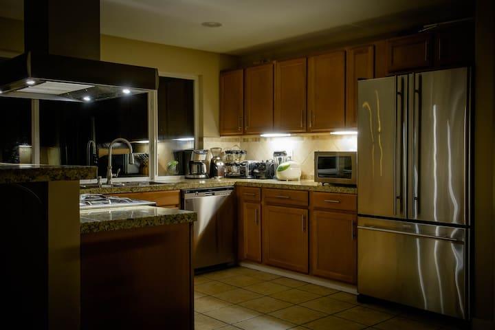 Kitchen accent lights