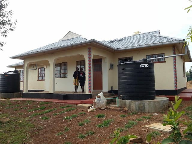 Lovely home in Siaya County
