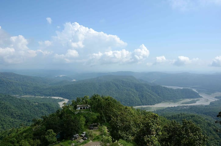 Tanhau - Your Private Wilderness - Ramnagar