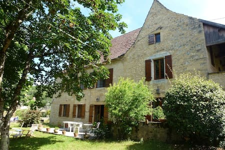 Beautiful 17th century old house  - Les Eyzies-de-Tayac-Sireuil