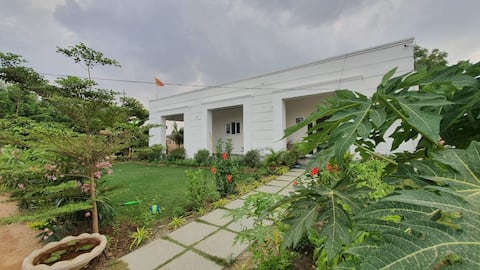 Experience beautiful Farm Stay near Hyderabad