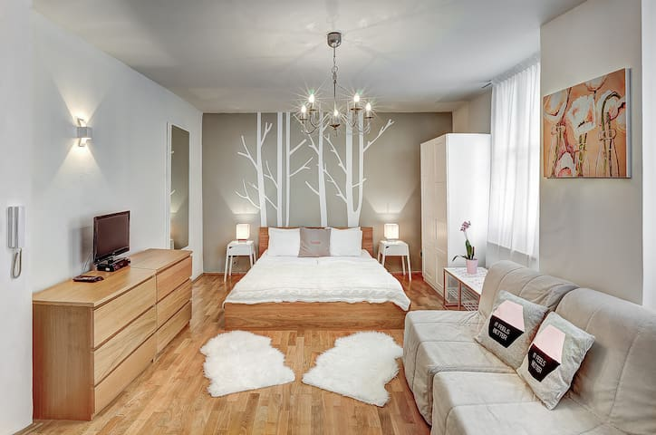 ABC Suites-Sunny studio Old Town