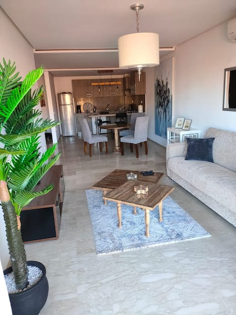 Beautiful apartment in the heart of Geliz