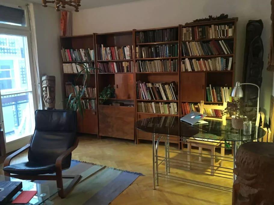 shared living-room