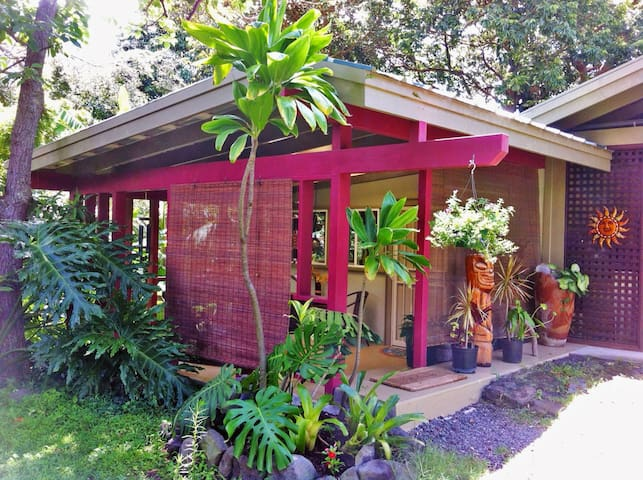 Tropical Garden Cottage