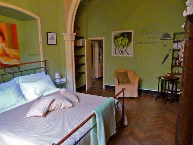 "B&B Villa Devoto "" CAMERA POESIA"" - ราปัลโล - ที่พักพร้อมอาหารเช้า"