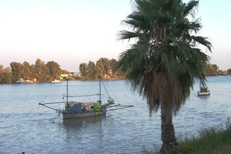 vacances en Andalousie (Séville) - Coria del Río
