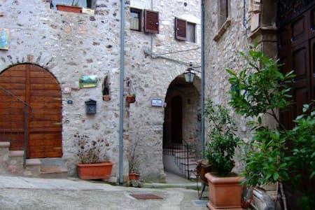 Podestà Guest House: umbrian relax - Civitella di Scheggino - Lägenhet