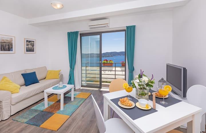 Apartmani D&J - Blue Horizon apartment - sea view