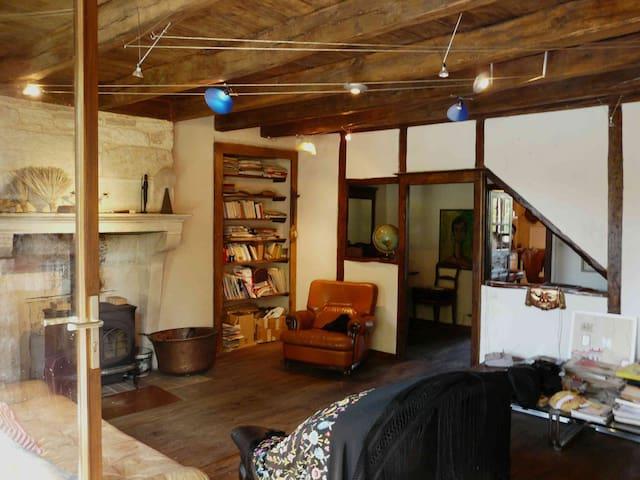 Ormancey chez Cristina - Ormancey - Rumah