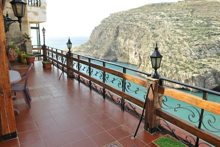 penthouse flat,fantastic seaview! - Appartement
