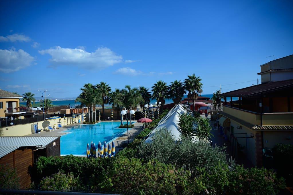 Case vacanze ancora app 1 townhouses in affitto a porto for Subito case vacanze sicilia