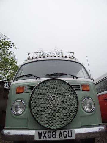 Minto the VW Van - Dornoch - Camper/RV